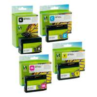 High Quality PREMIUM CARTRIDGE for the HP 932XL, 933XL ink cartridges, made in the United States, high yield, 4 pack