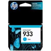 HP 933, CN058AN OEM ink cartridge, cyan