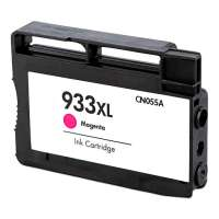 Remanufactured HP 933XL, CN055AN ink cartridge, high yield, magenta