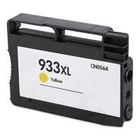 Remanufactured HP 933XL, CN056AN ink cartridge, high yield, yellow