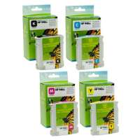 Premium replacement for HP 940XL ink cartridges, made in USA, high yield, 4 pack
