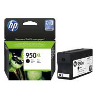 HP 950XL, CN045AN OEM ink cartridge, high yield, black