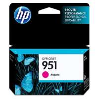 HP 951, CN051AN OEM ink cartridge, magenta