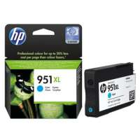 HP 951XL, CN046AN OEM ink cartridge, high yield, cyan