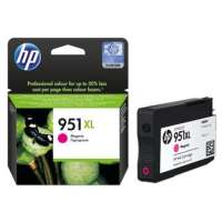 HP 951XL, CN047AN OEM ink cartridge, high yield, magenta