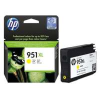 HP 951XL, CN048AN OEM ink cartridge, high yield, yellow