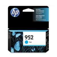 Genuine Original HP L0S49AN (HP 952) ink cartridge - cyan
