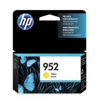 Genuine Original HP L0S55AN (HP 952) ink cartridge - yellow