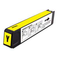 High Quality PREMIUM CARTRIDGE for the HP 971XL, CN628AM ink cartridge, made in the United States, high yield, yellow