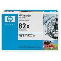 HP 82X, C4182X original toner cartridge, 20000 pages, black