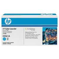 HP 648A, CE261A original toner cartridge, 11000 pages, cyan