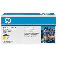 HP 648A, CE262A original toner cartridge, 11000 pages, yellow