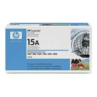 HP 15A, C7115A original toner cartridge, 2500 pages, black