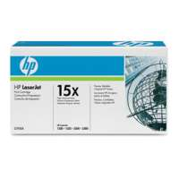 HP 15X, C7115X original toner cartridge, 3500 pages, black