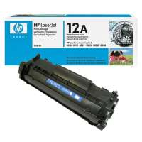 HP 12A, Q2612A original toner cartridge, 2000 pages, black