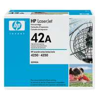 HP 42A, Q5942A original toner cartridge, 10000 pages, black