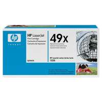 HP 49X, Q5949X original toner cartridge, 6000 pages, black