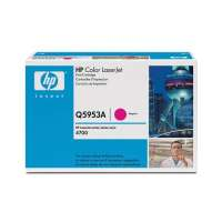 HP 643A, Q5953A original toner cartridge, 10000 pages, magenta