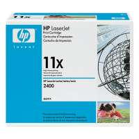 HP 11X, Q6511X original toner cartridge, 12000 pages, black