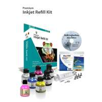 Professional Inkjet Refill Kit for Kodak #10