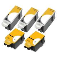 Compatible Kodak 30XL ink cartridges, 5 pack