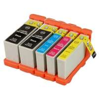 Compatible Lexmark 100XL ink cartridges, 5 pack