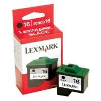 Lexmark 16, 10N0016 OEM ink cartridge, black