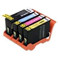 Compatible Lexmark 150XL ink cartridges, 4 pack