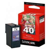 Lexmark 40, 18Y0340 OEM ink cartridge, photo