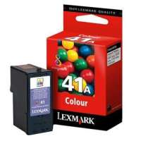 Lexmark 41A, 18Y0341 OEM ink cartridge, color