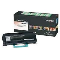 Lexmark E360H11A original toner cartridge, 9000 pages, black