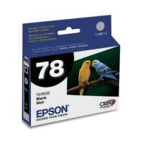 Epson 78, T078120 OEM ink cartridge, black