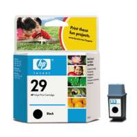 HP 29, 51629A OEM ink cartridge, black