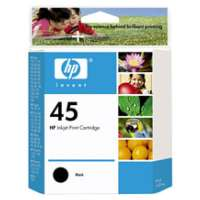 HP 45, 51645A OEM ink cartridge, black