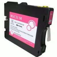 Compatible Ricoh GC31M, 405690, gel ink cartridge, magenta