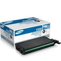 Samsung CLT-K508S original toner cartridge, 2500 pages, black
