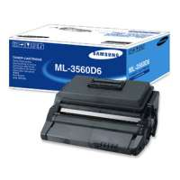 Samsung ML-3560D6 original toner cartridge, 6000 pages, black