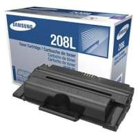 Genuine OEM Original Samsung MLT-P208A toner cartridges - 2-pack