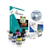 Uni-Kit Four Color - Inkjet Refill Kit