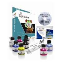 Uni-Kit Six Color - Inkjet Refill Kit