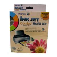 Professional Inkjet Refill Kit - 4 Color Value Pack