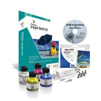 Uni-Kit Tri-Color - Inkjet Refill Kit